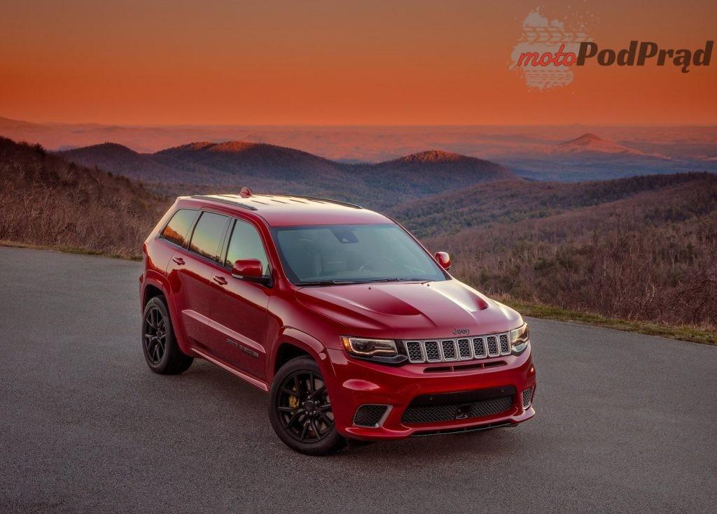 Jeep Grand Cherokee Trackhawk 2018 1600 03 1024x735 TOP 10: najtańsze nowe 500 KM