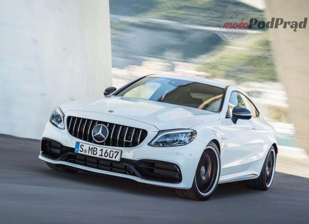 Mercedes Benz C63 S AMG Coupe 2019 1600 05 1024x741 TOP 10: najtańsze nowe 500 KM