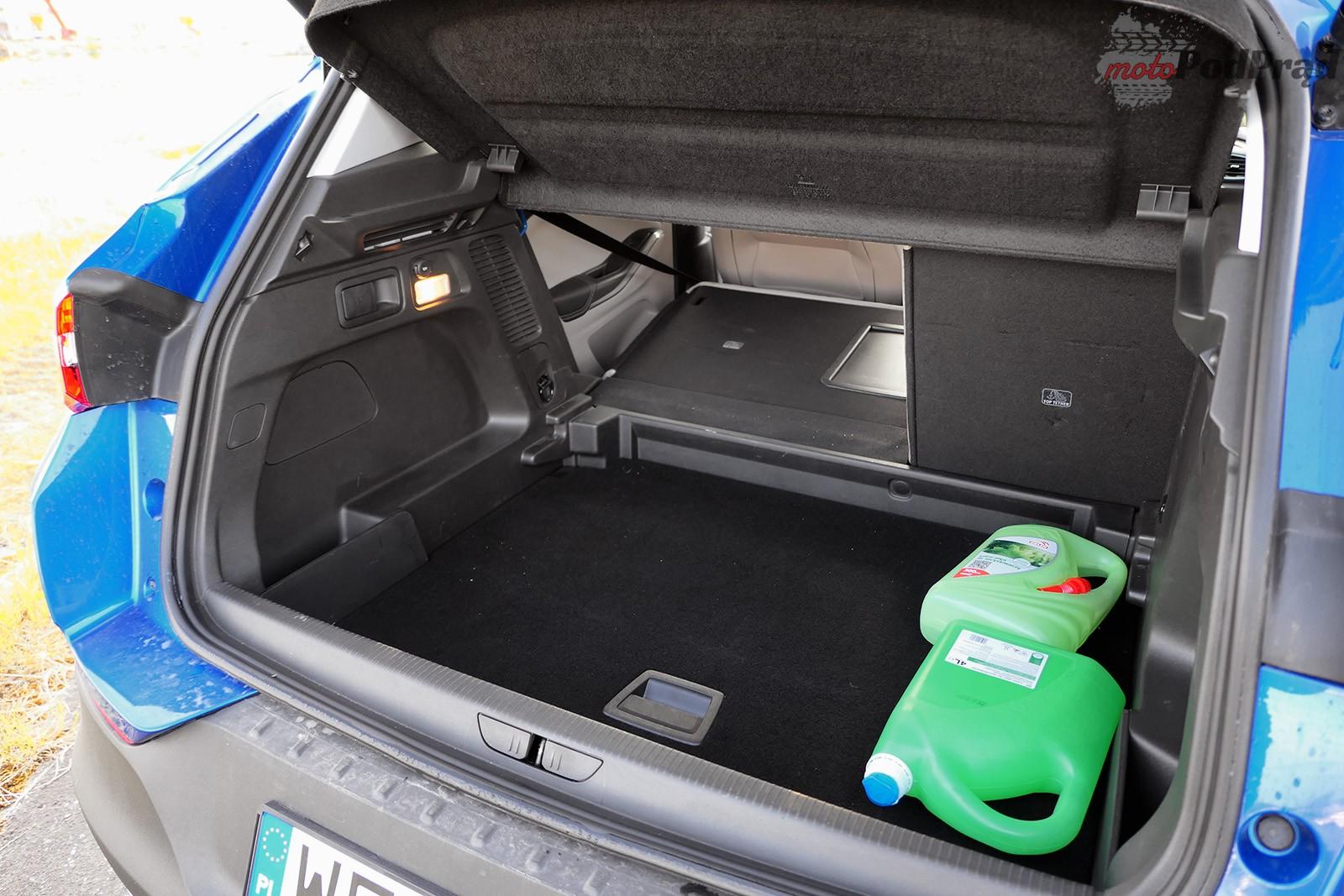 Opel Grandland X 27 Test: Opel Grandland X 1.6 CDTI 120 KM   oszczędny typ