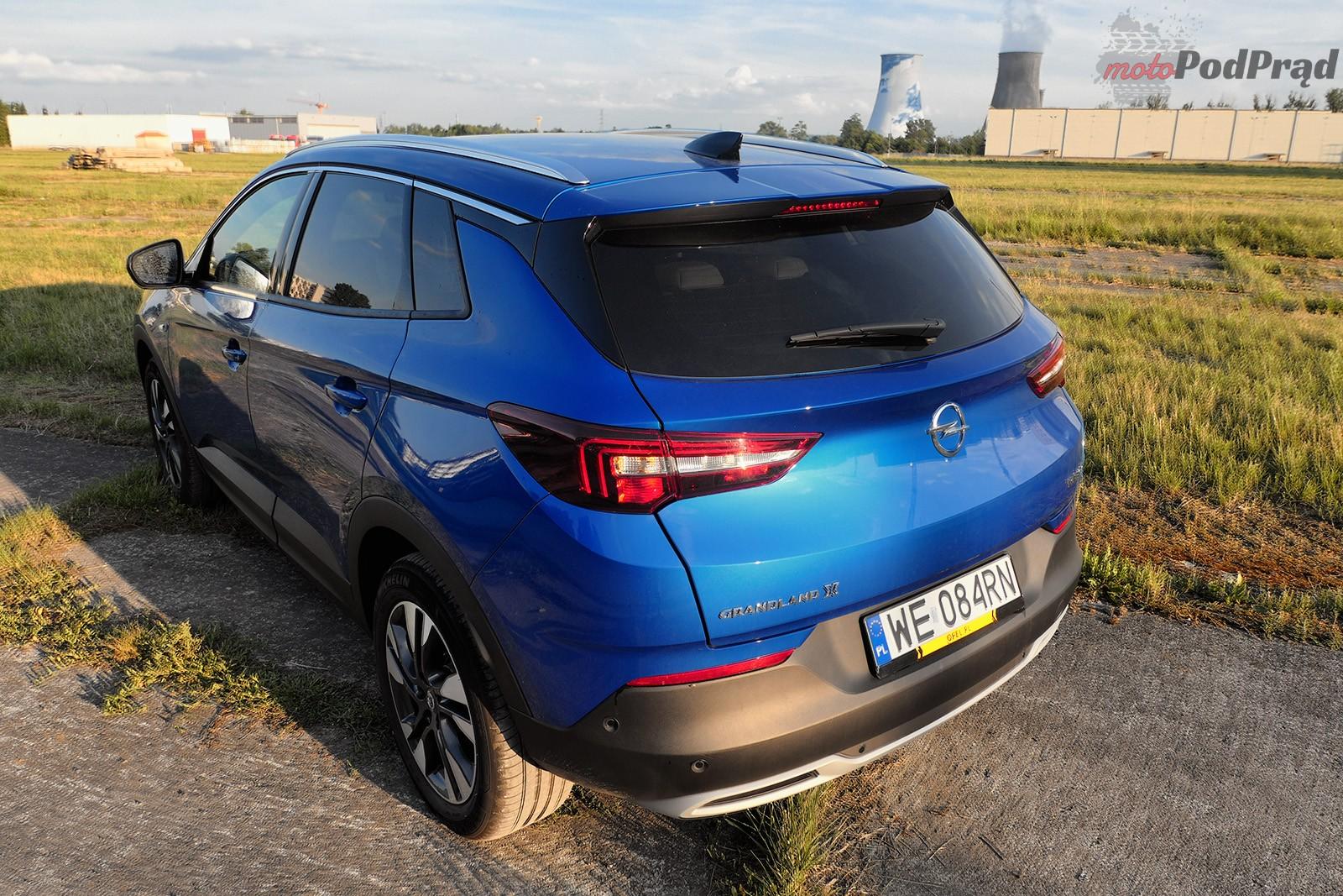 Opel Grandland X 8 Test: Opel Grandland X 1.6 CDTI 120 KM   oszczędny typ