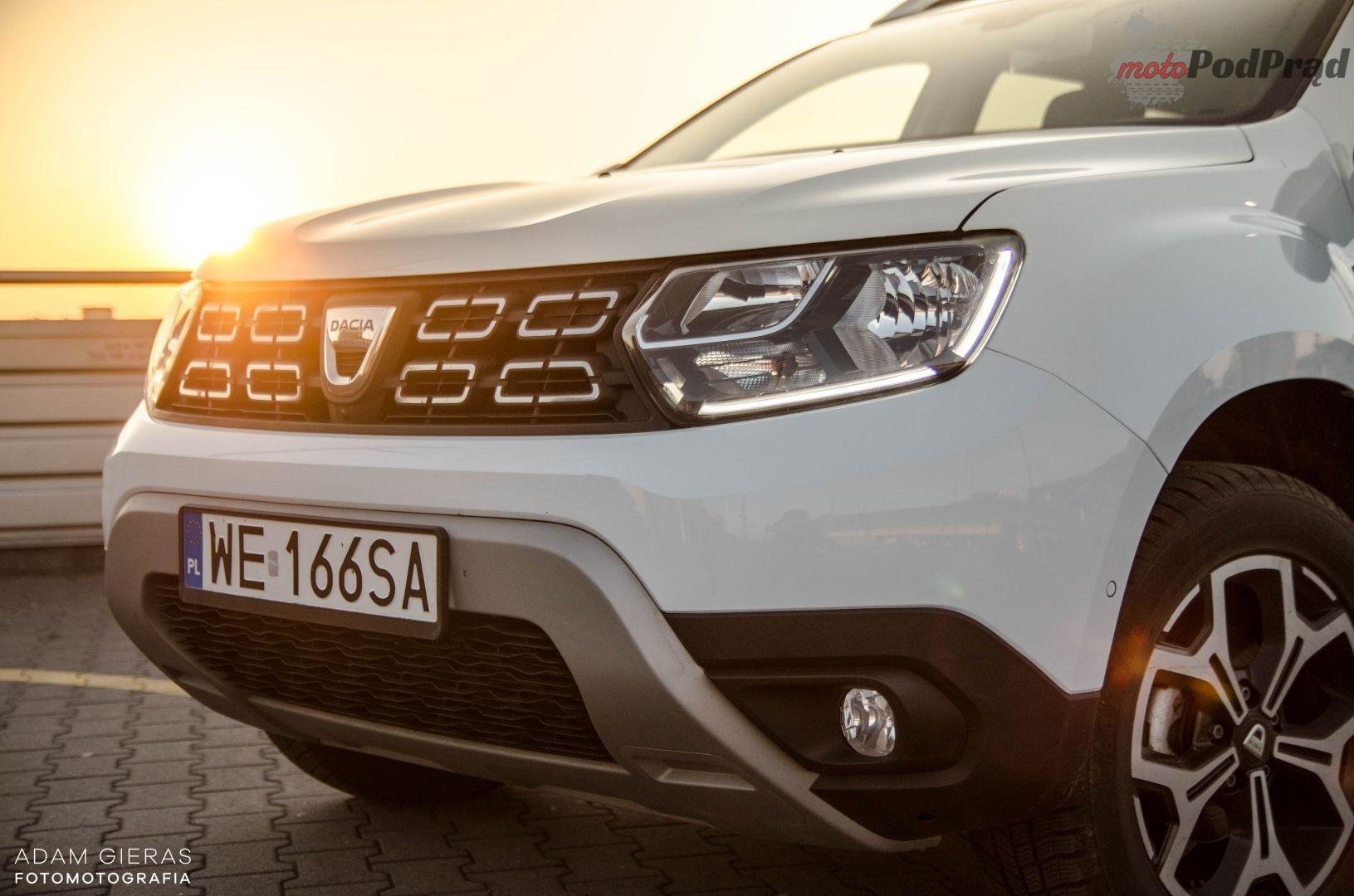 duster 34 Test: Dacia Duster 1.5 dCi Prestige EDC   tak dobrze jeszcze nie było!