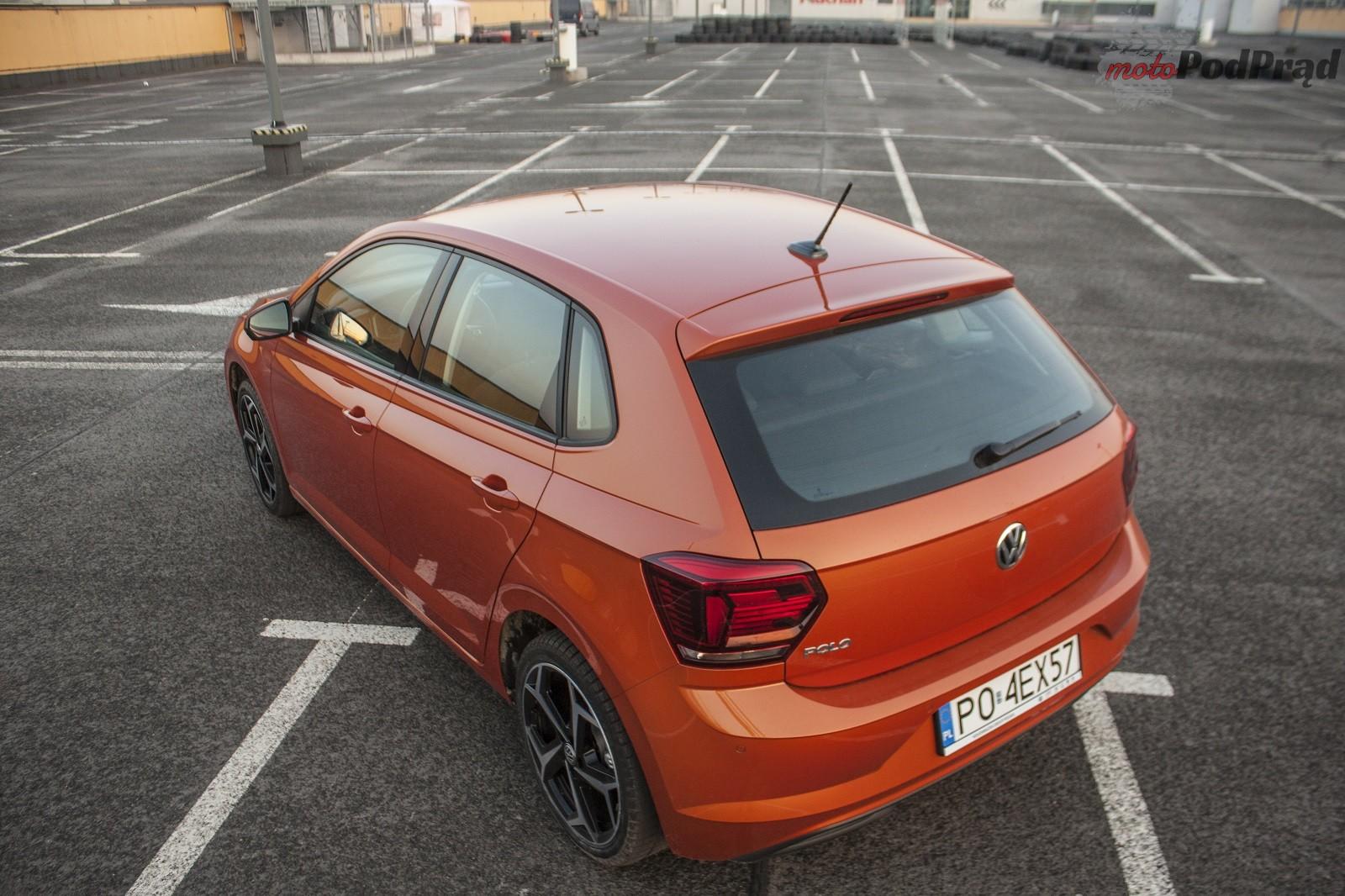 polo34 Test: Volkswagen Polo 1.0 TSI   lubię pomarańcze