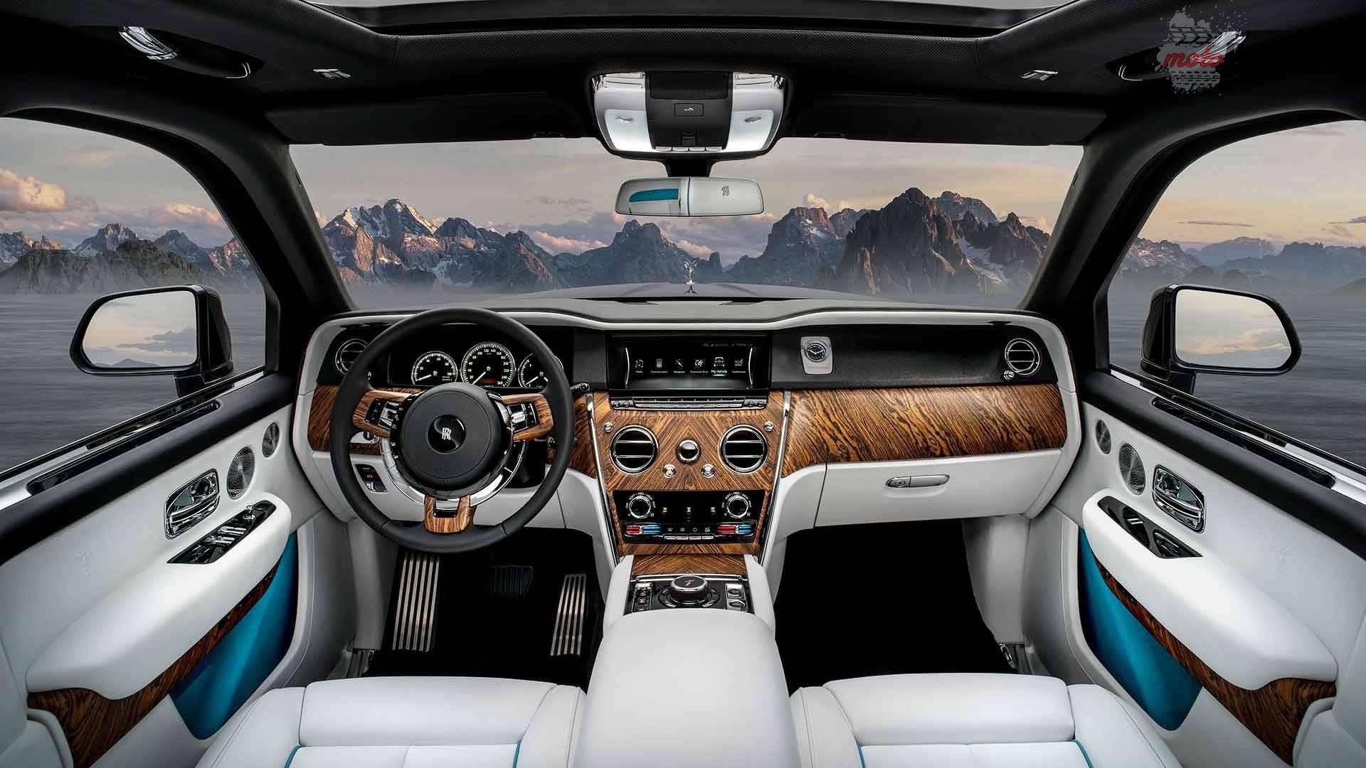 rolls royce cullinan 3 SUV Rolls Roycea stał się faktem