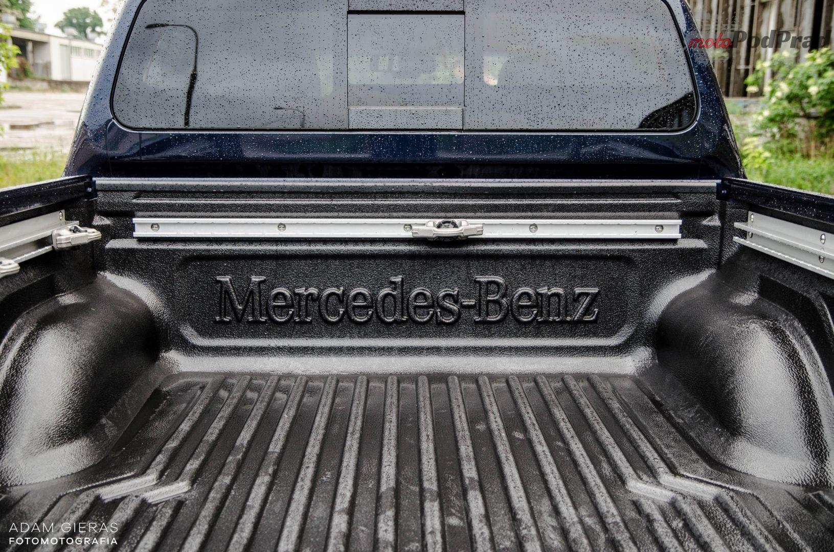 x klasa 18 Test: Mercedes X250d – zawartość cukru w cukrze