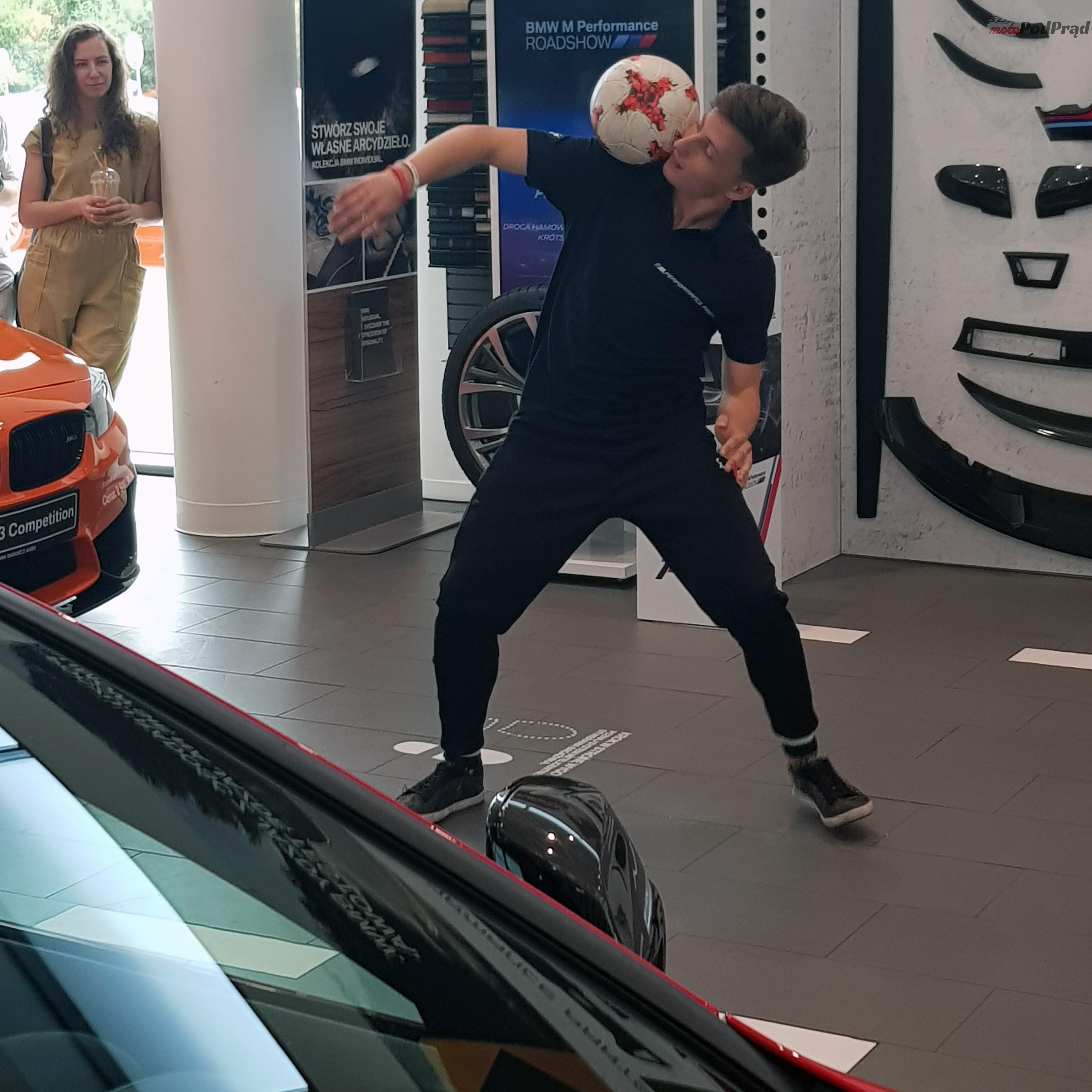 1 Otwarcie M Performance Roadshow w BMW Inchcape Wrocław