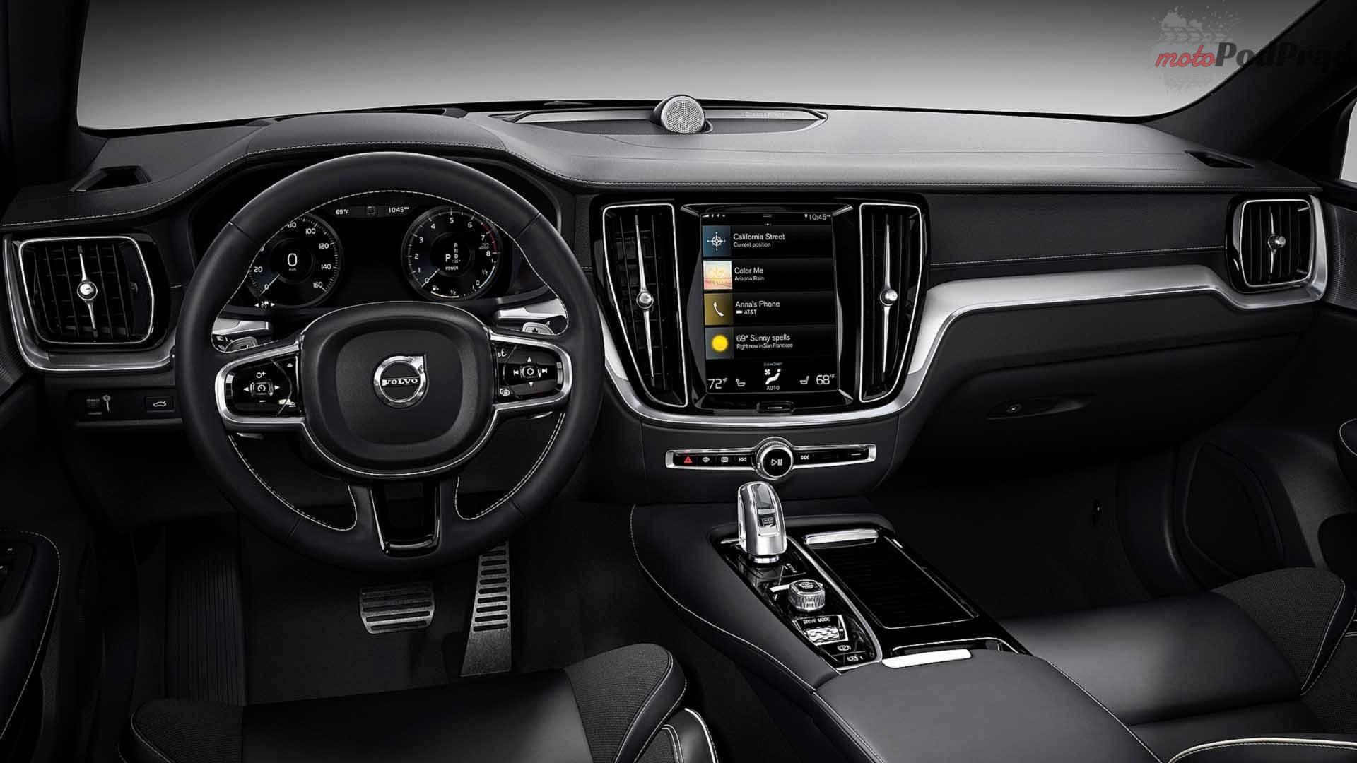 2018 volvo s60 3 Oficjalnie: Volvo S60   benzynowo elektryczna rewolucja
