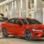 2018 volvo s60 9 150x150 Oficjalnie: Volvo S60   benzynowo elektryczna rewolucja