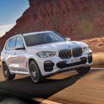 2019 bmw x5 6 150x150 Nowe BMW X5   napakowane technologią