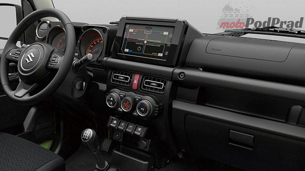 2019 suzuki jimny official image 3 1024x576 Test łosia nie dla Suzuki Jimny