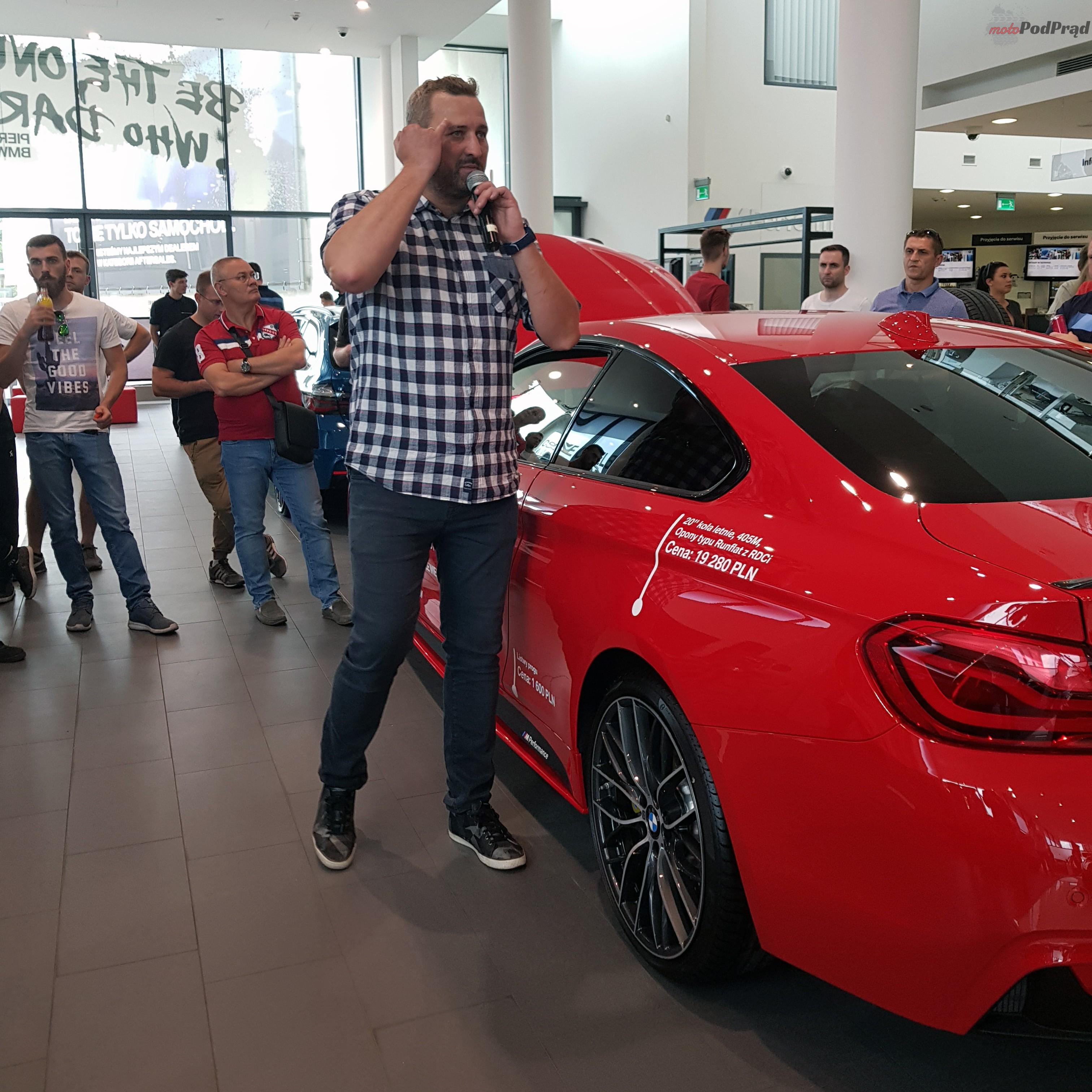 3 Otwarcie M Performance Roadshow w BMW Inchcape Wrocław