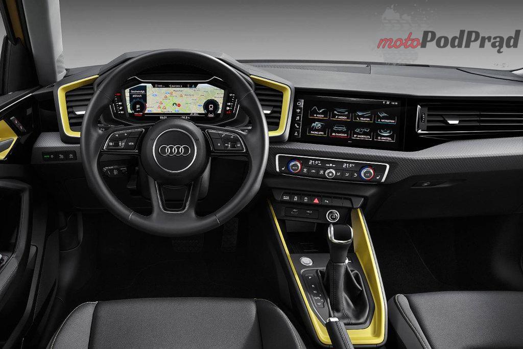 Audi a1 2 Garść informacji o nowym Audi A1