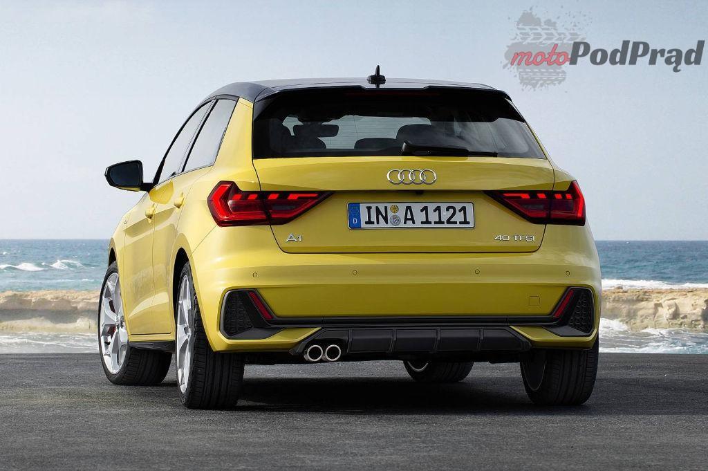 Audi a1 3 Garść informacji o nowym Audi A1