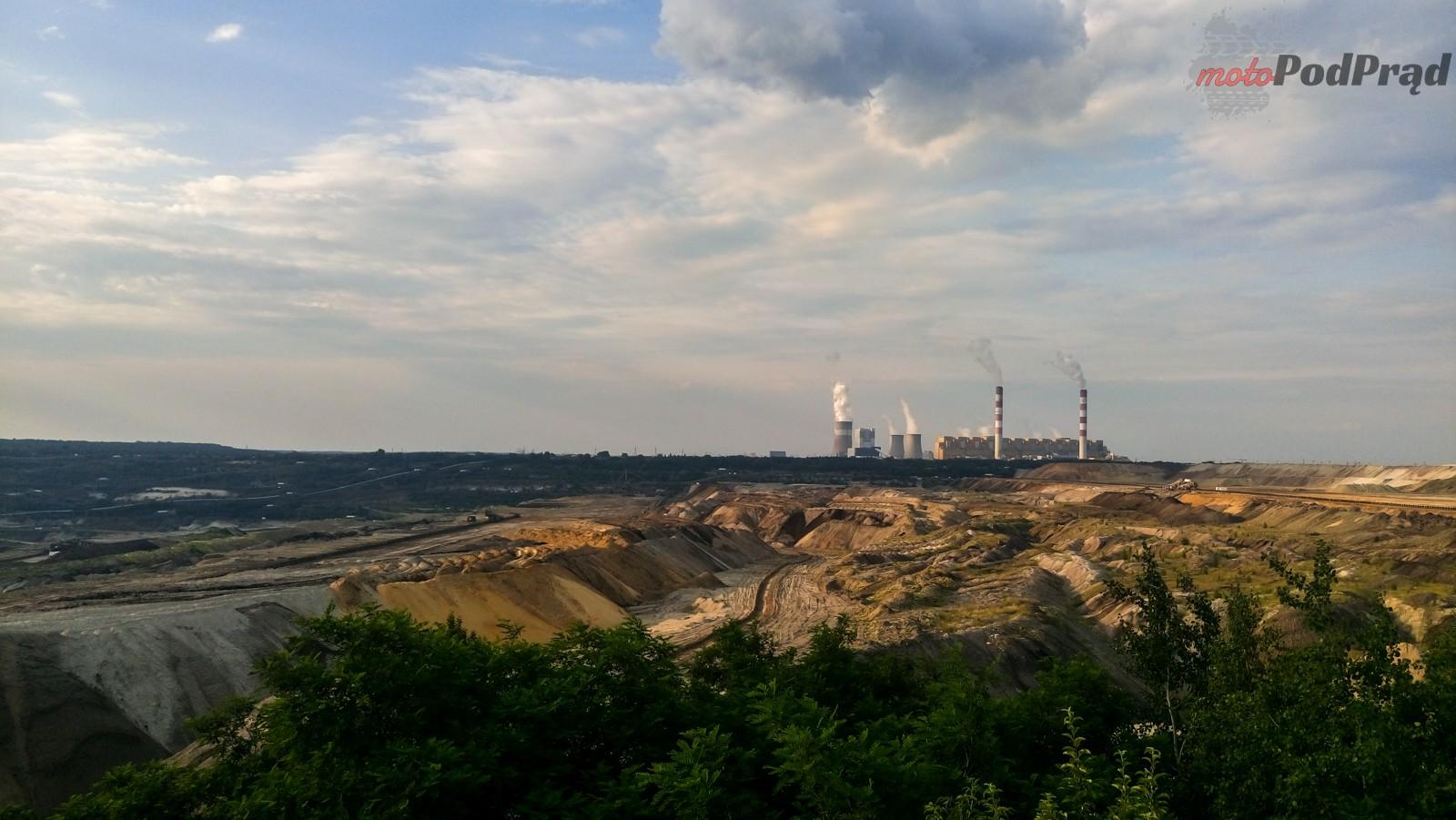 """DSC 0126 1 Crossoverem w świat czyli Suzuki SX 4 w kopalni """"Bełchatów"""""""
