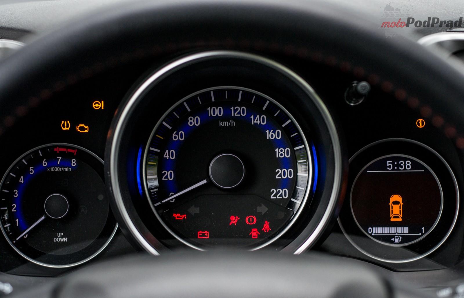 DSC 0200 Test: Honda Jazz 1.5 i VTEC Dynamic   żwawa JAZZda