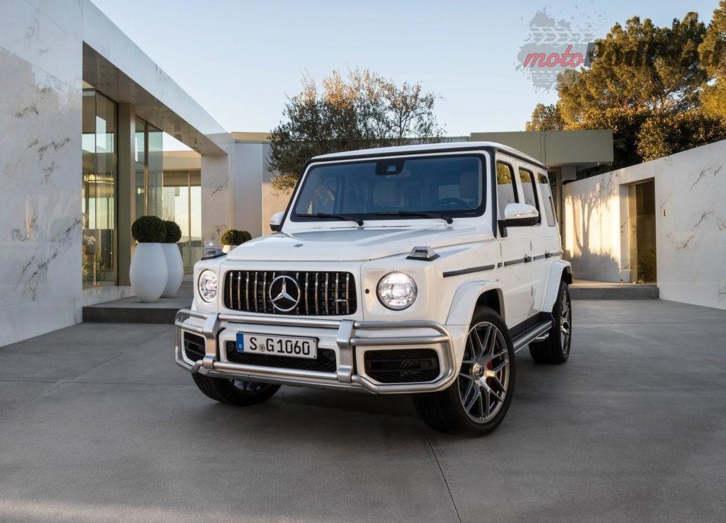 Mercedes Benz G63 AMG 2019 1600 04 1024x739 Najbardziej bezsensowne terenówki   CENY
