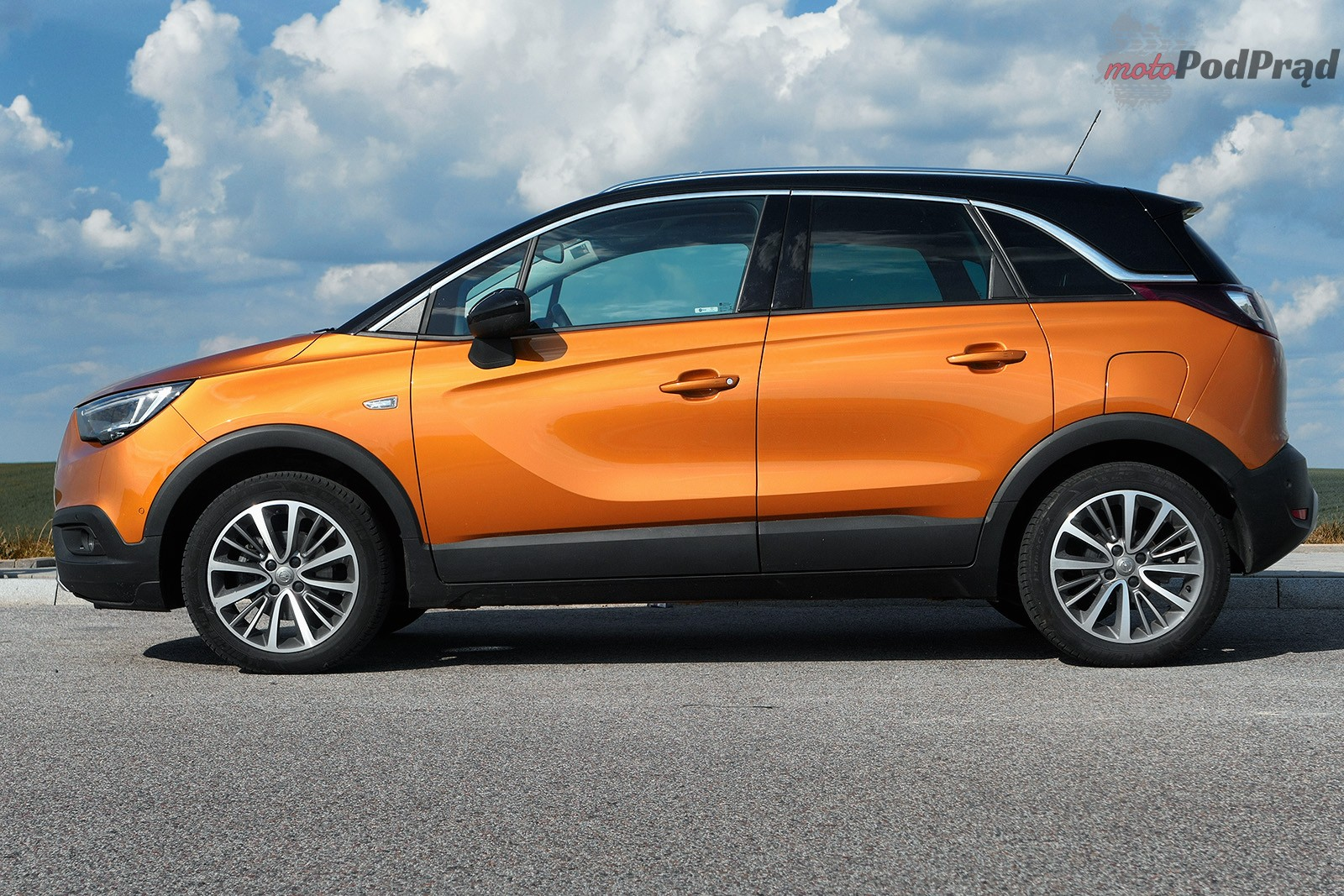 Opel Crossland X 2 Test: Opel Crossland X 1.2 Turbo   miejski crossfit
