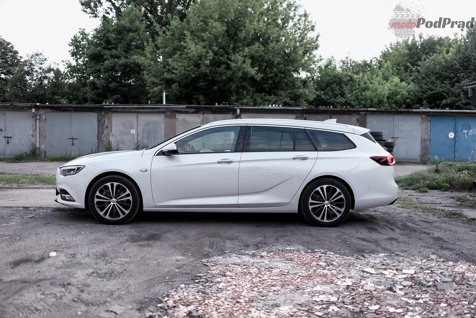 Opel Insignia Tourer 2 Test: Opel Insignia Sports Tourer   po prostu wygodne kombi
