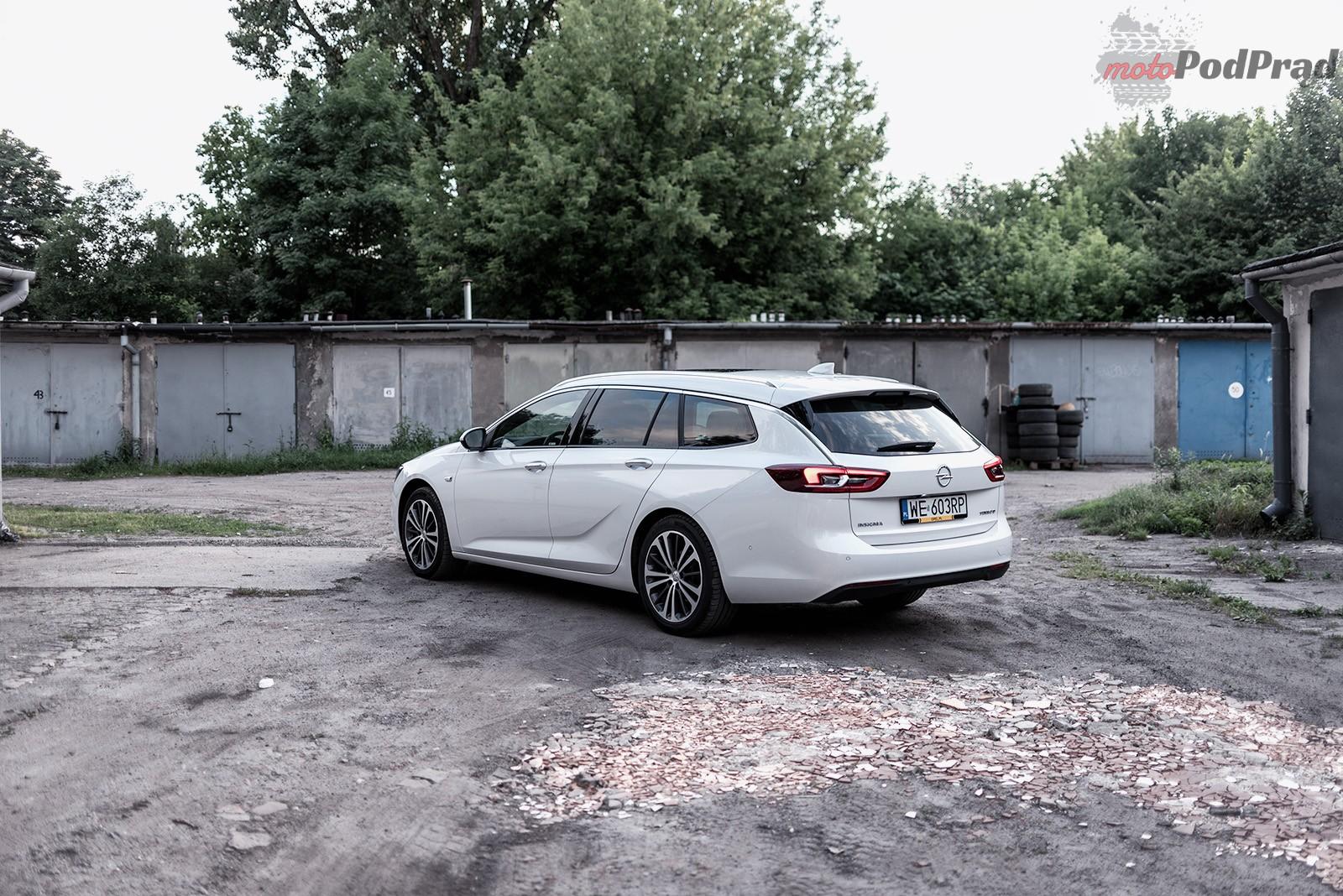 Opel Insignia Tourer 3 Test: Opel Insignia Sports Tourer   po prostu wygodne kombi