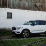 XC40 5 150x150 Test: Volvo XC40 R Design D4 190 KM AWD   małolat