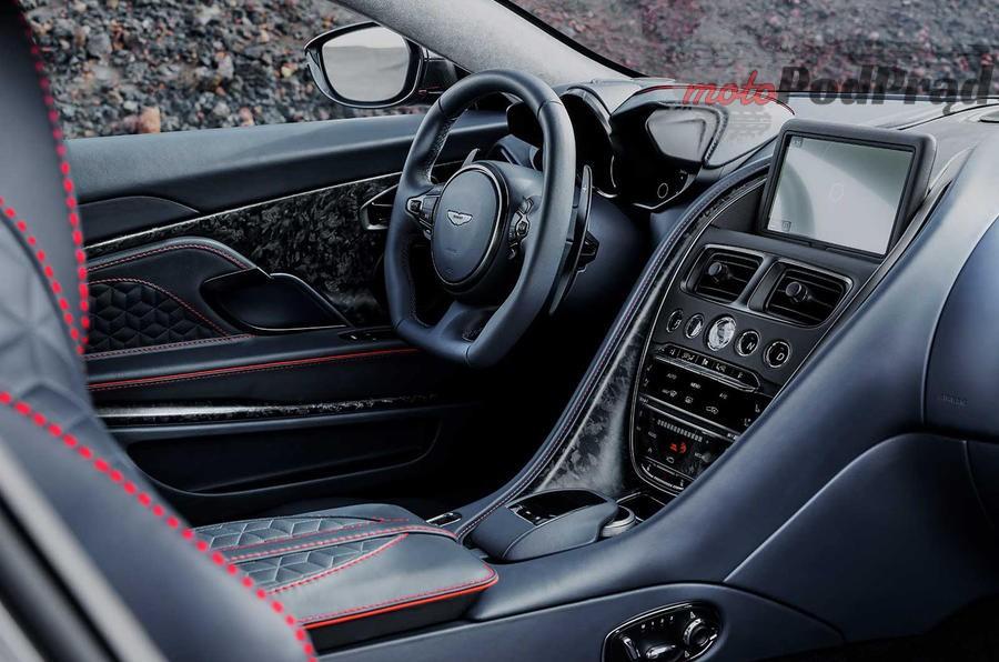 dbs superleggera 2018 10 Kot nad koty   Aston Martin DBS Superleggera