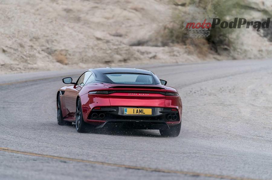 dbs superleggera 2018 4 Kot nad koty   Aston Martin DBS Superleggera