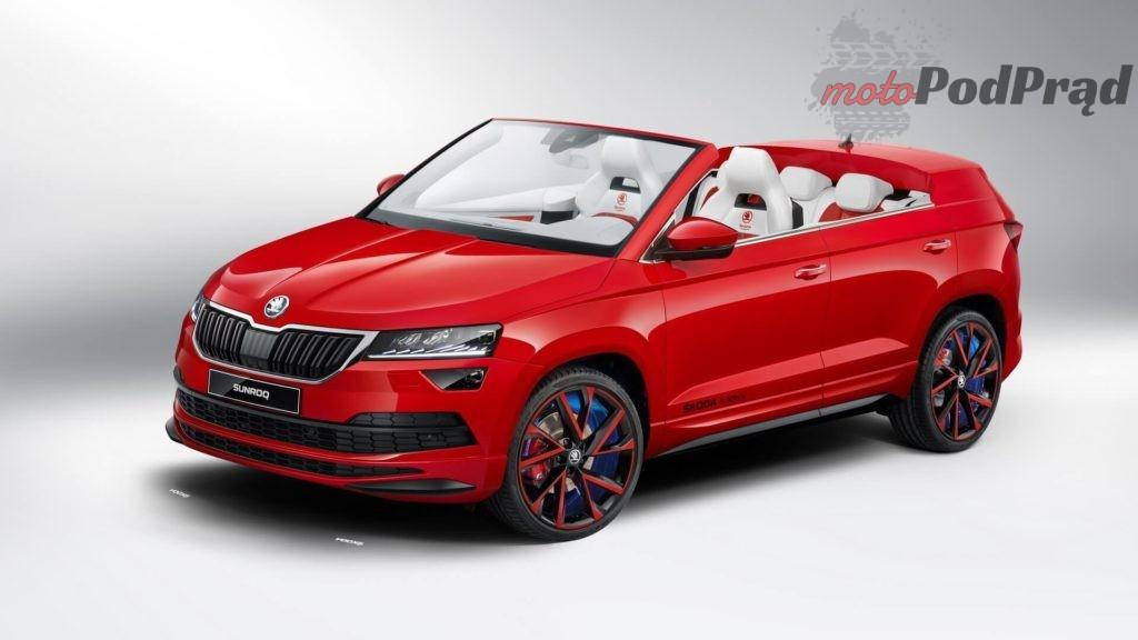 skoda sunroq concept 1024x576 Newsy, teasery i zapowiedzi: BMW Z4, Peugeot 508 SW, Jeep Renegade FL