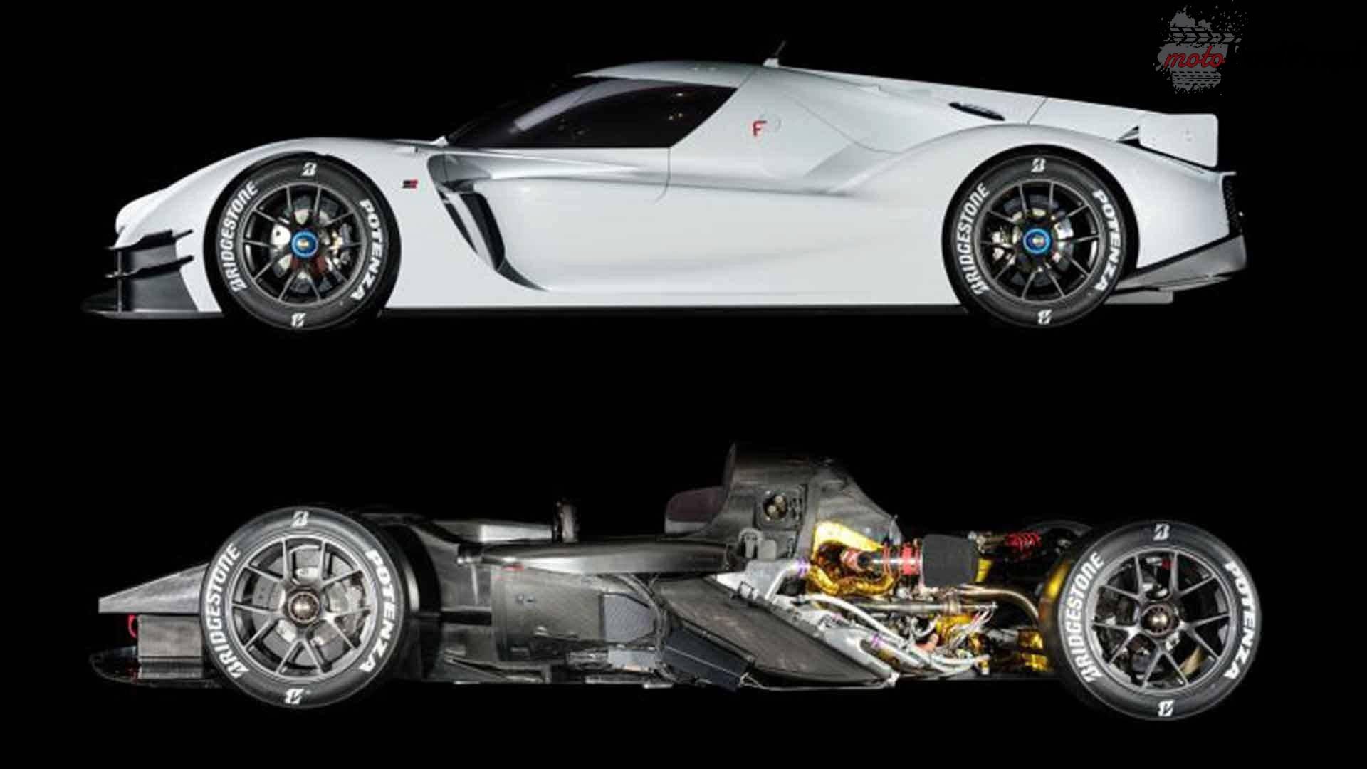 toyota gr super sport Toyota zbuduje hipersamochód!