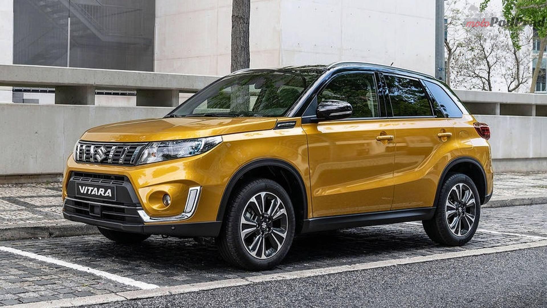 2019 suzuki vitara 3 Najpopularniejsze samochody w krajach europejskich