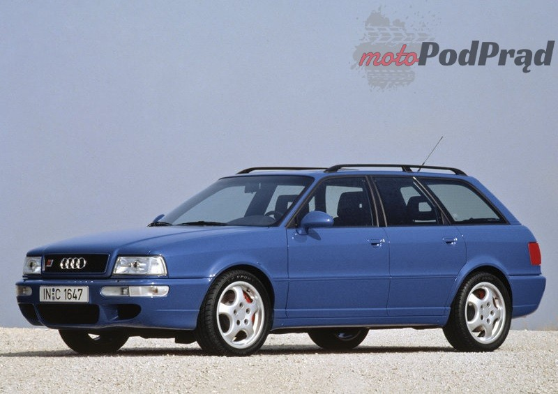Audi RS2 Avant 1993 800 01 Samochody dostępne tylko jako kombi
