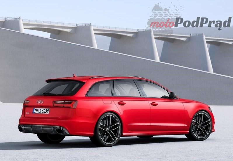 Audi RS6 Avant 2015 800 08 Samochody dostępne tylko jako kombi