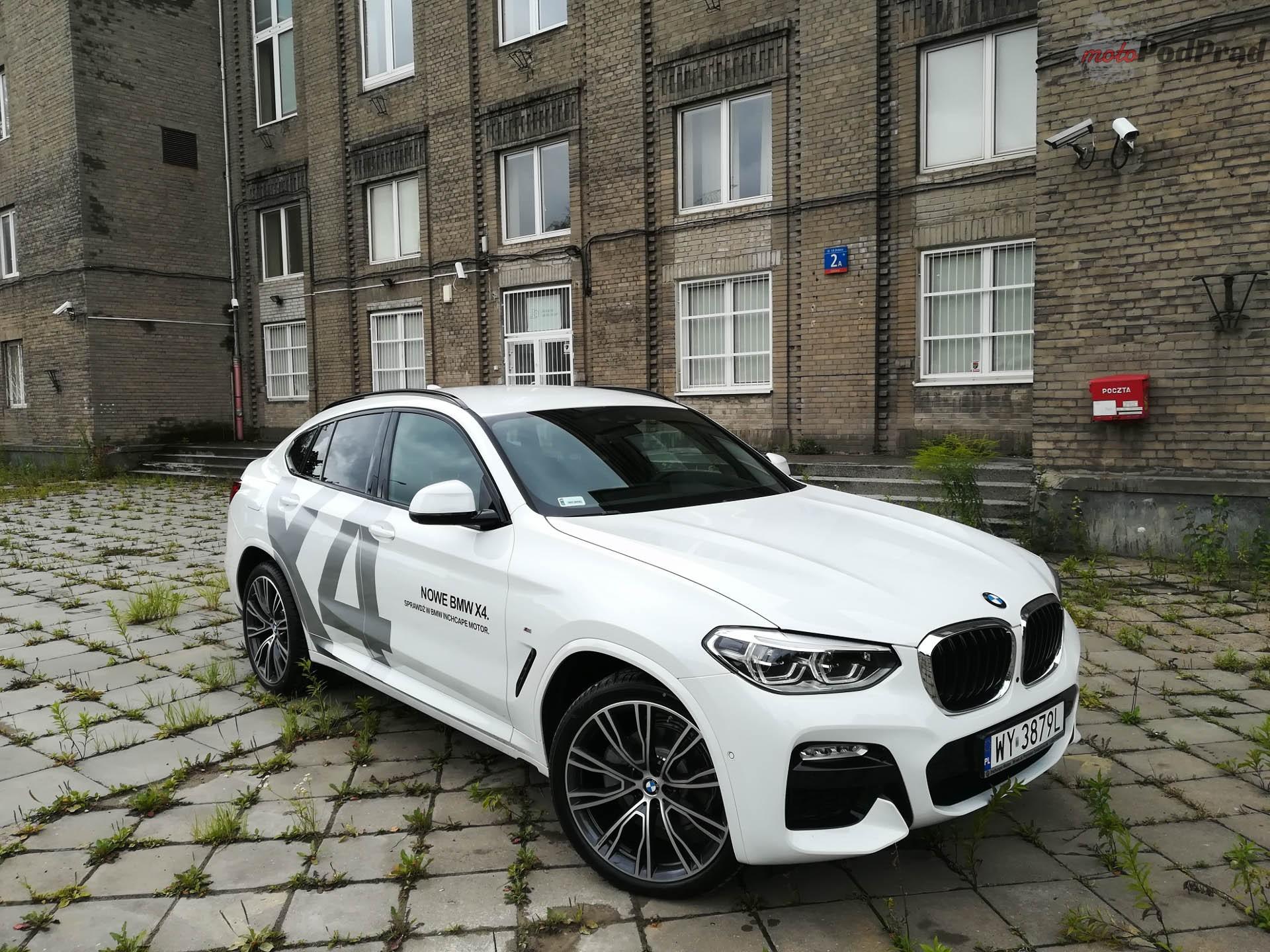 BMW X4 3 Nowe BMW X4, czyli krok w dobrą stronę