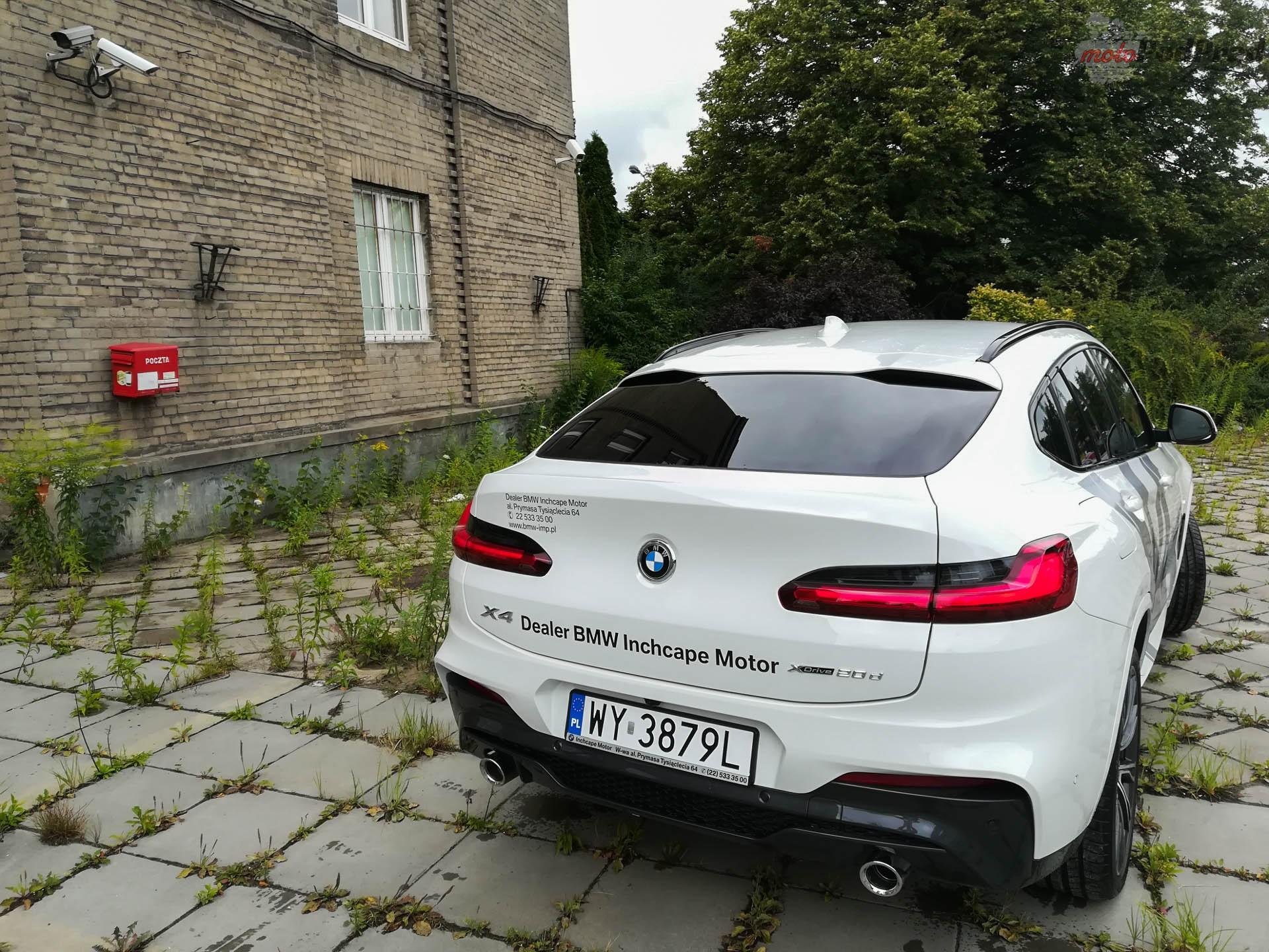 BMW X4 4 Nowe BMW X4, czyli krok w dobrą stronę