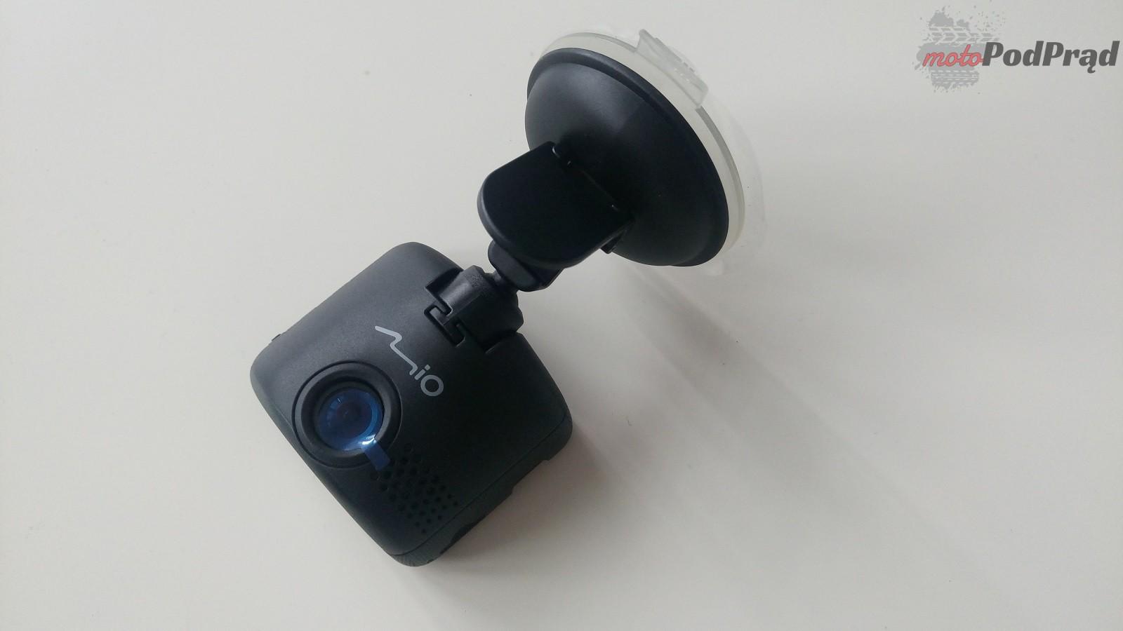 DSC 0134 1 Test: wideorejestrator Mio MiVue C320   przyzwoity entry level