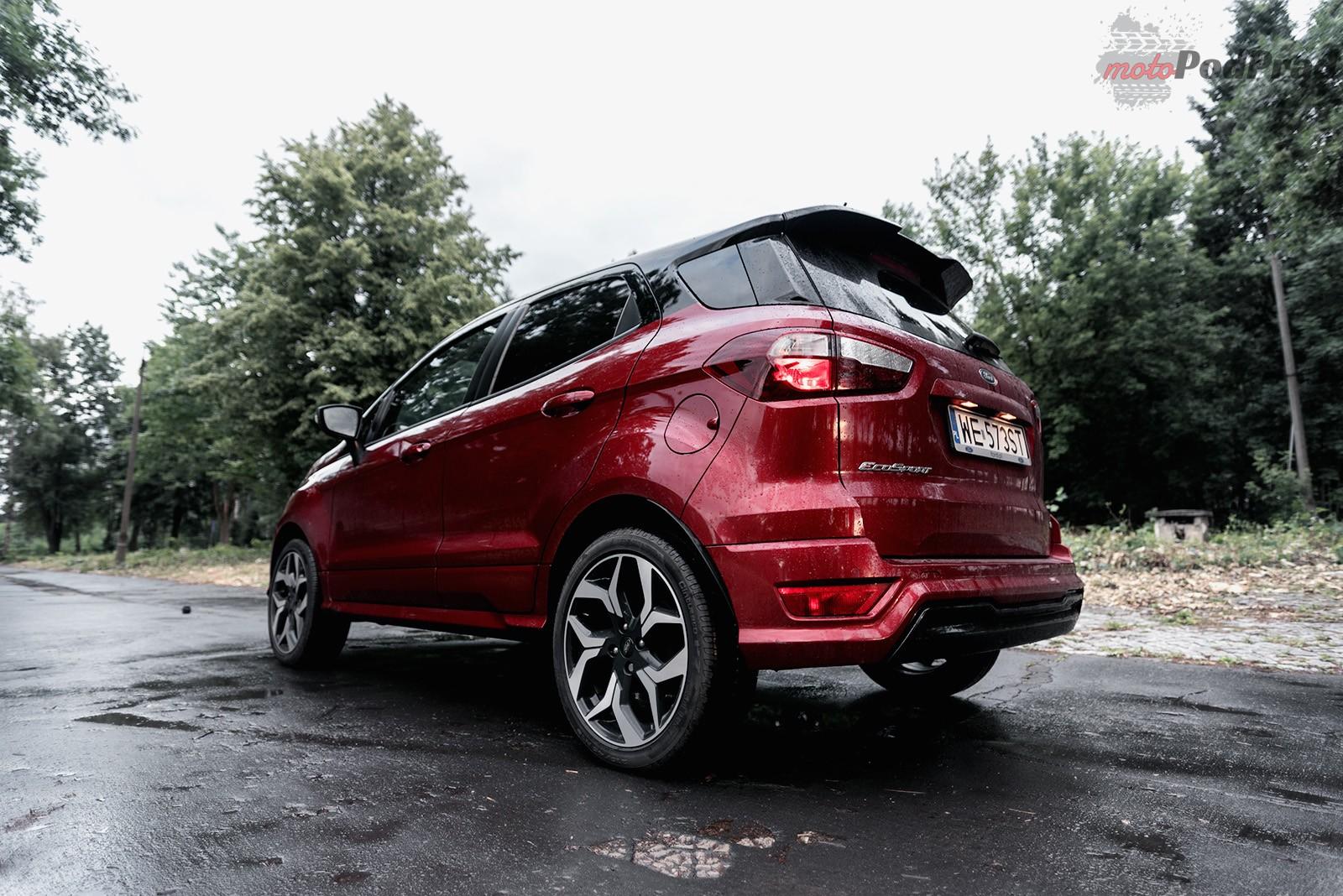 Ford Ecosport 11 Test: Ford Ecosport 1.0 140 KM St line   bardziej eco czy sport?