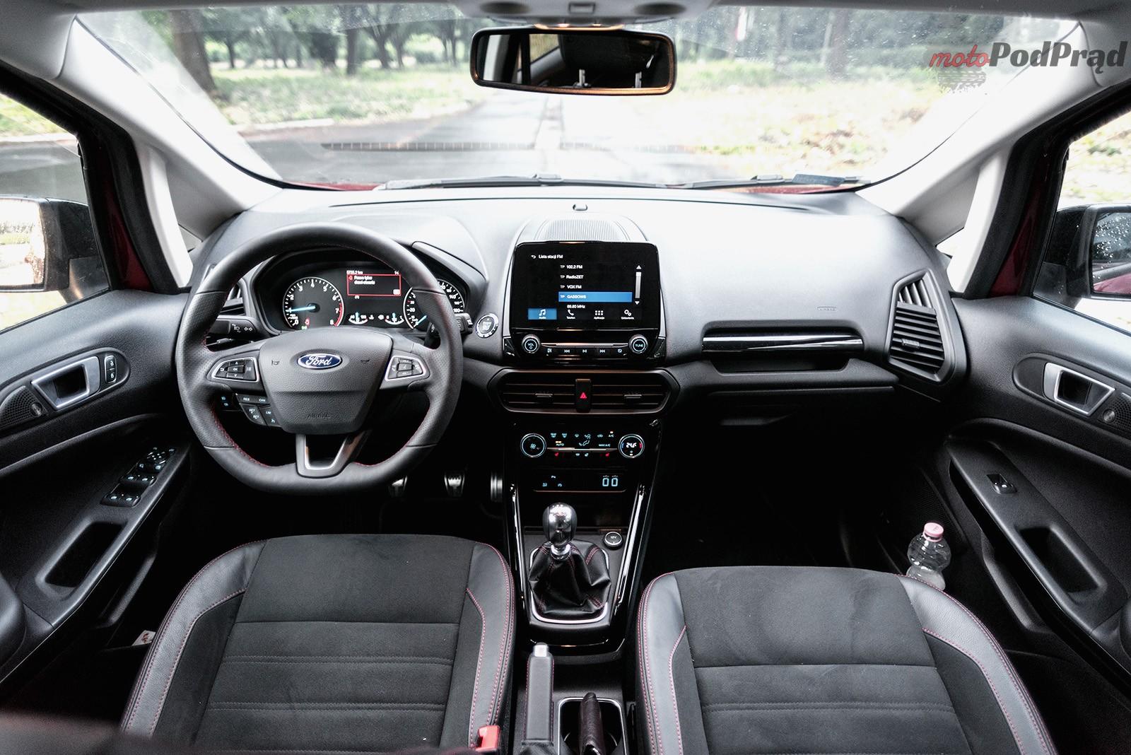 Ford Ecosport 20 Test: Ford Ecosport 1.0 140 KM St line   bardziej eco czy sport?