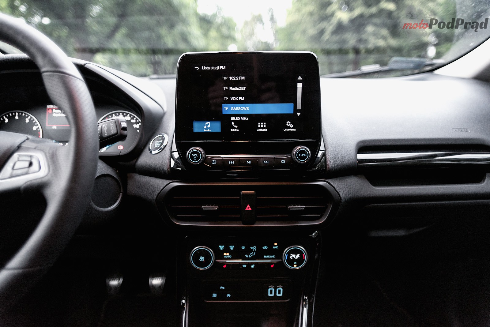Ford Ecosport 22 Test: Ford Ecosport 1.0 140 KM St line   bardziej eco czy sport?