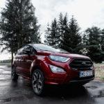 Ford Ecosport 7 150x150 Test: Ford Ecosport 1.0 140 KM St line   bardziej eco czy sport?