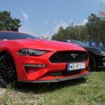 Pierwsze jazdy Fordem Mustangiem 2018