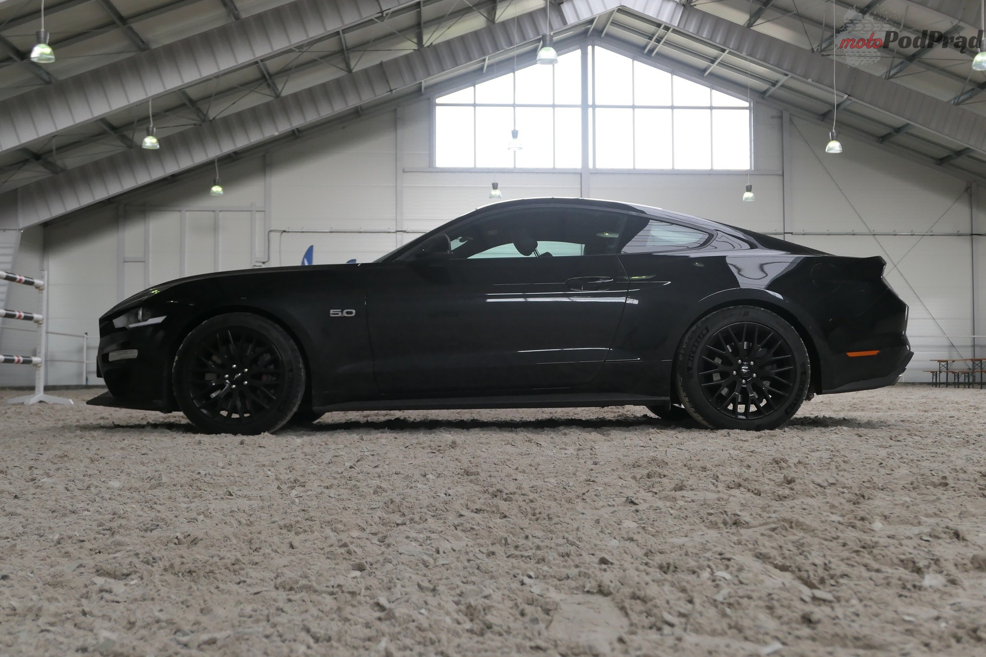 Ford Mustang 2018 28 Ford Mustang na Route 66