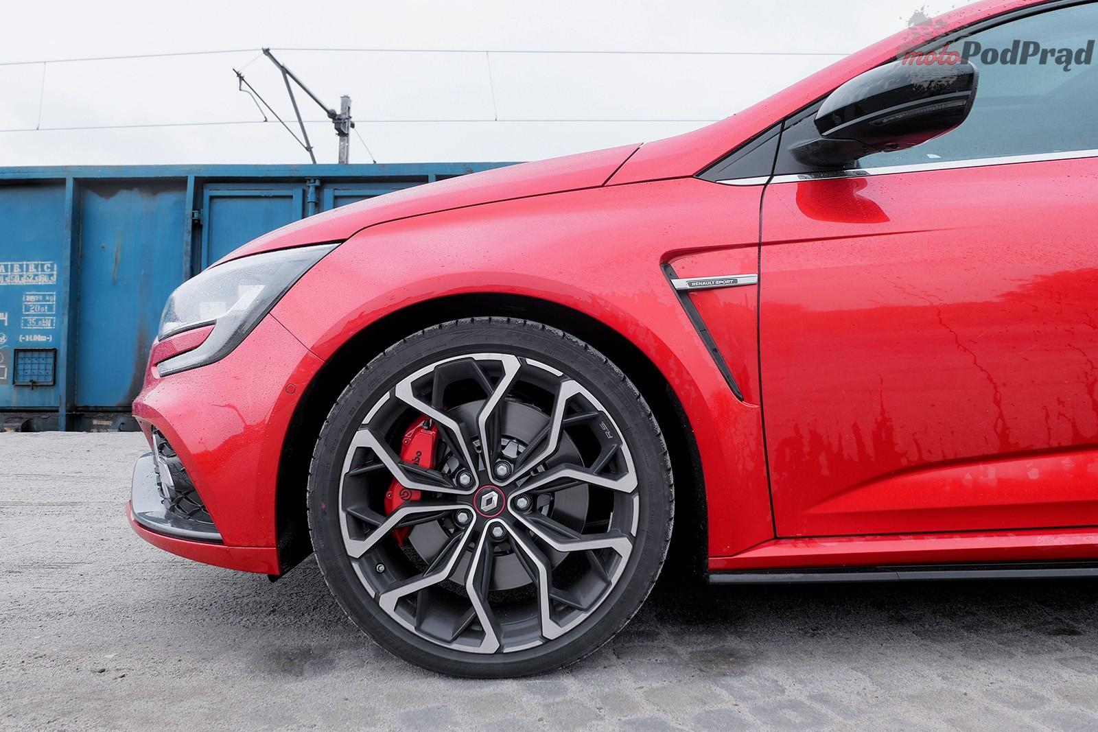 Renault Megane RS 11 Test: Renault Megane RS 280 KM   pozostał lekki niedosyt