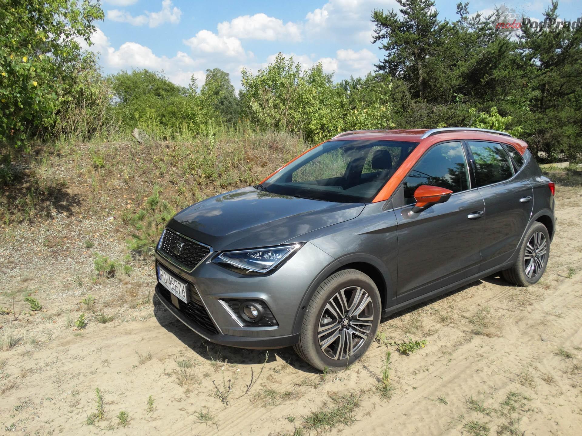 Seat Arona 1 Porównanie: Hyundai Kona 1.0 kontra Seat Arona 1.0