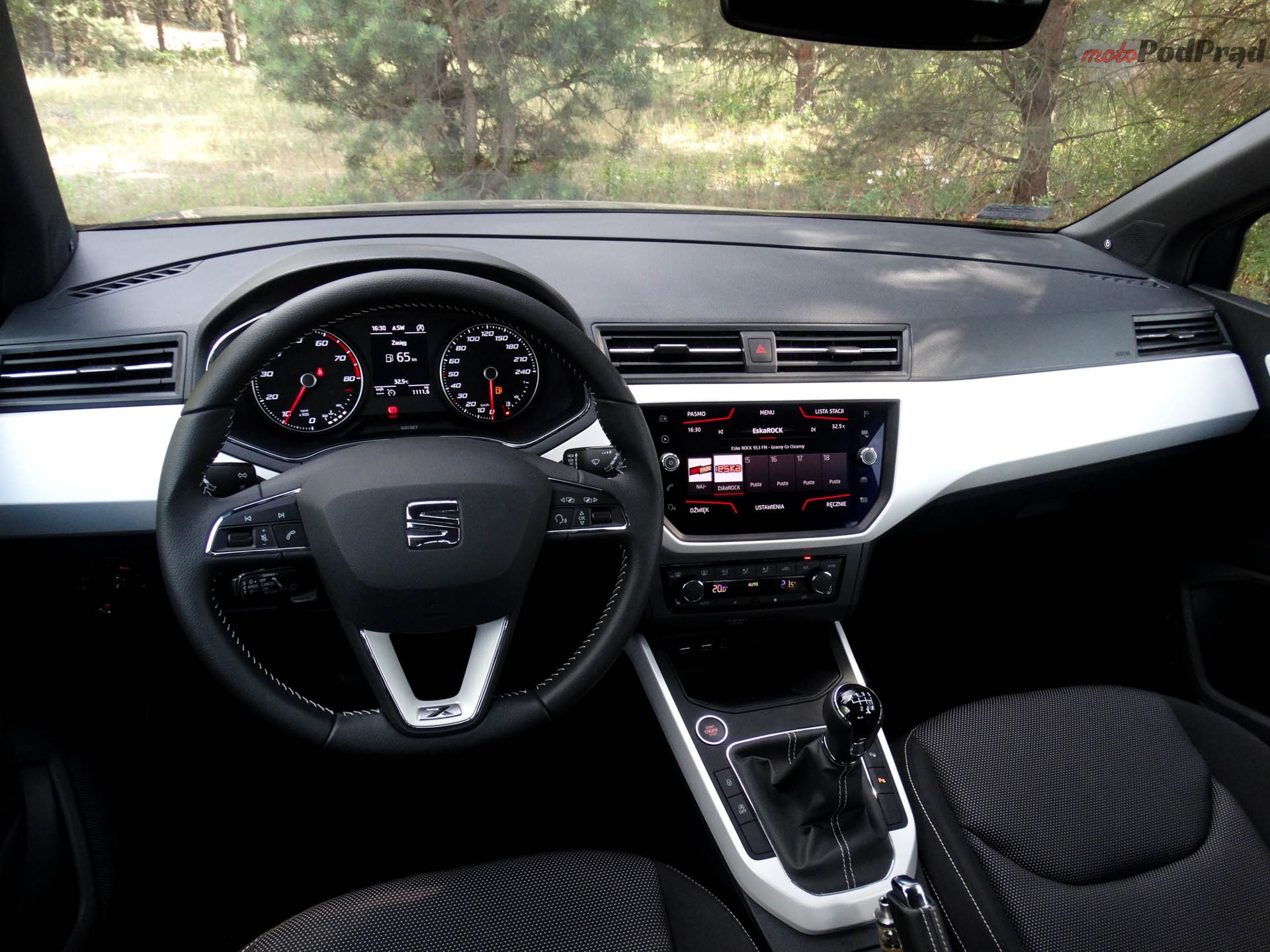 Seat Arona 11 Porównanie: Hyundai Kona 1.0 kontra Seat Arona 1.0