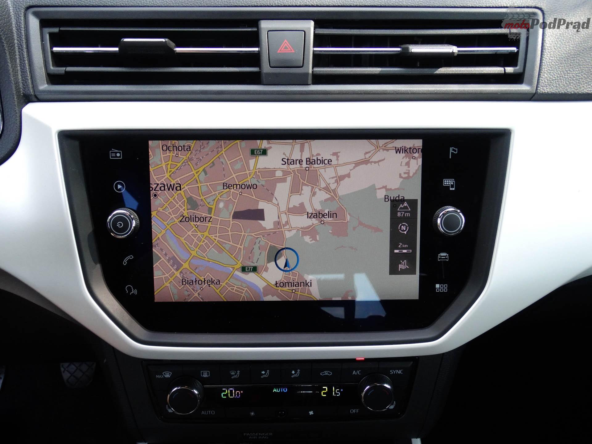 Seat Arona 12 Porównanie: Hyundai Kona 1.0 kontra Seat Arona 1.0