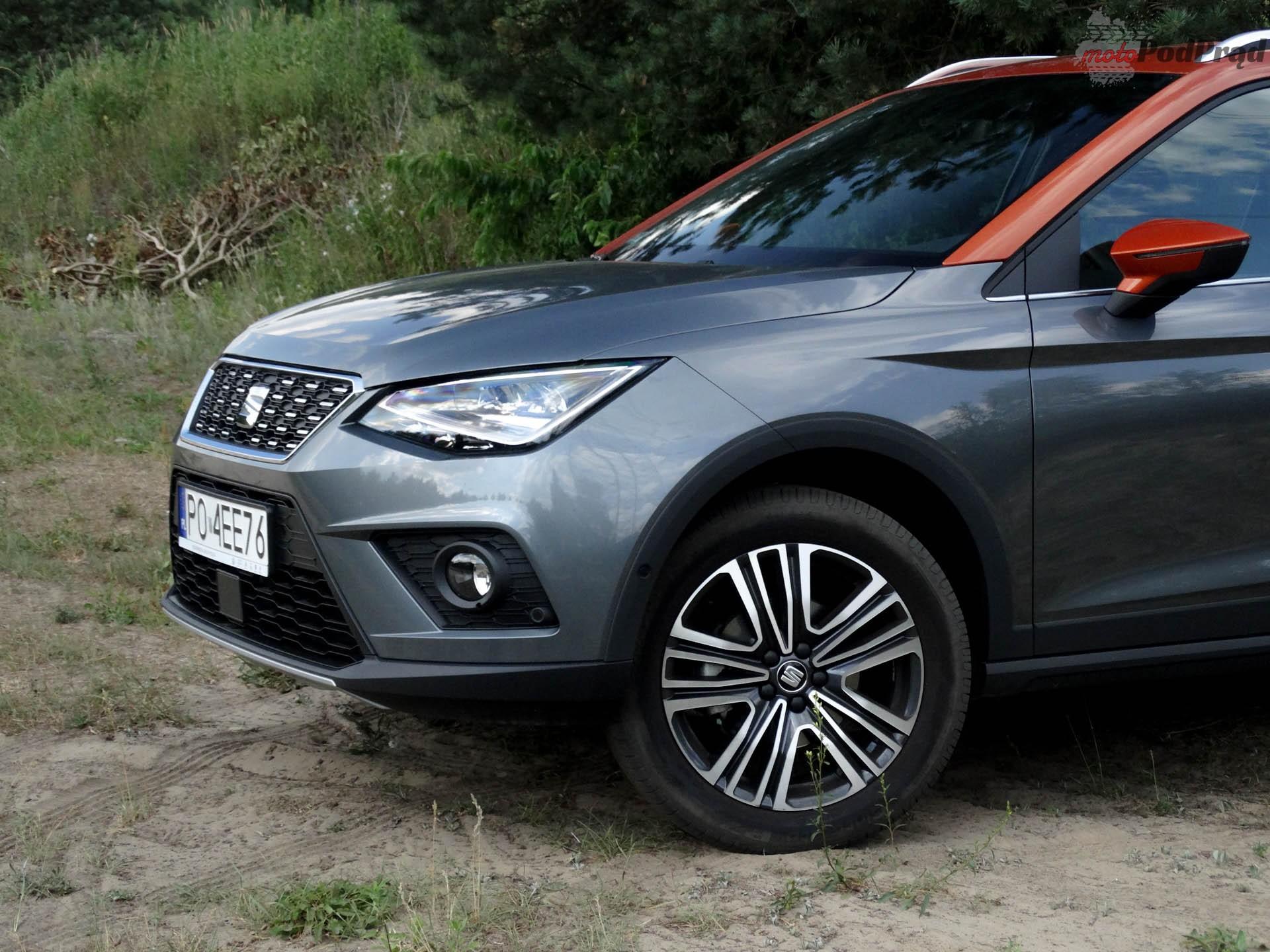 Seat Arona 5 Porównanie: Hyundai Kona 1.0 kontra Seat Arona 1.0