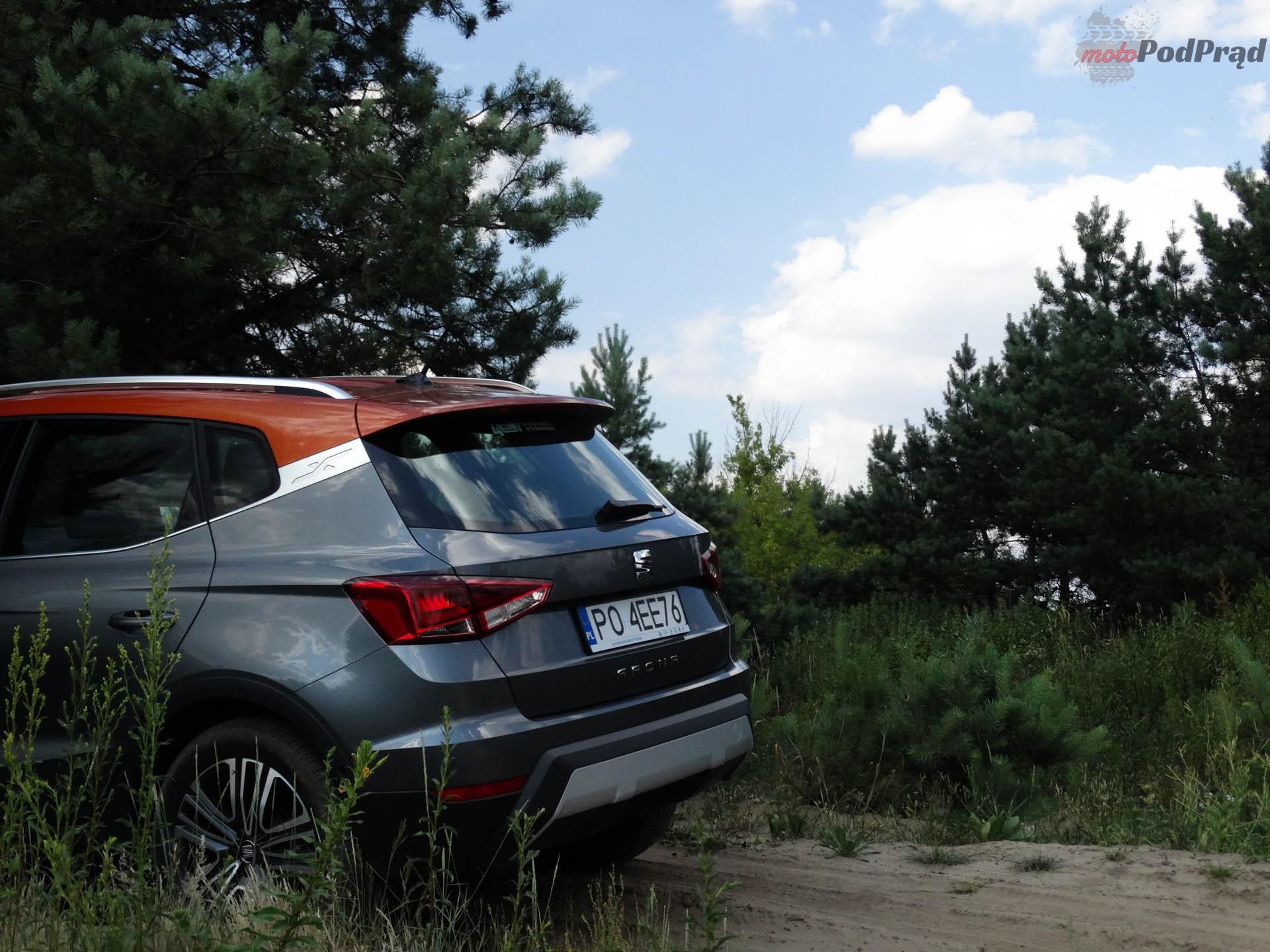 Seat Arona 6 Porównanie: Hyundai Kona 1.0 kontra Seat Arona 1.0