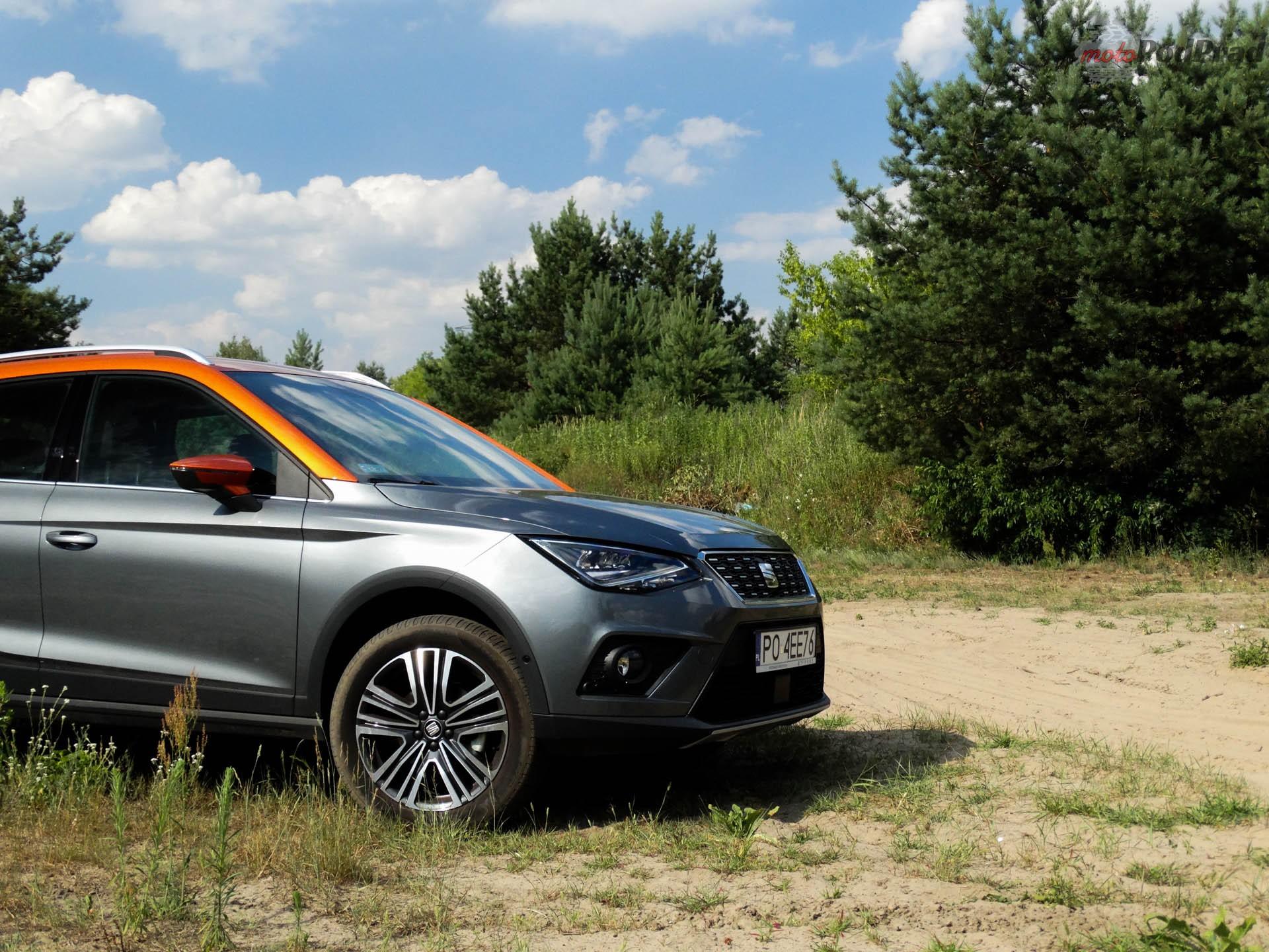 Seat Arona 8 Porównanie: Hyundai Kona 1.0 kontra Seat Arona 1.0