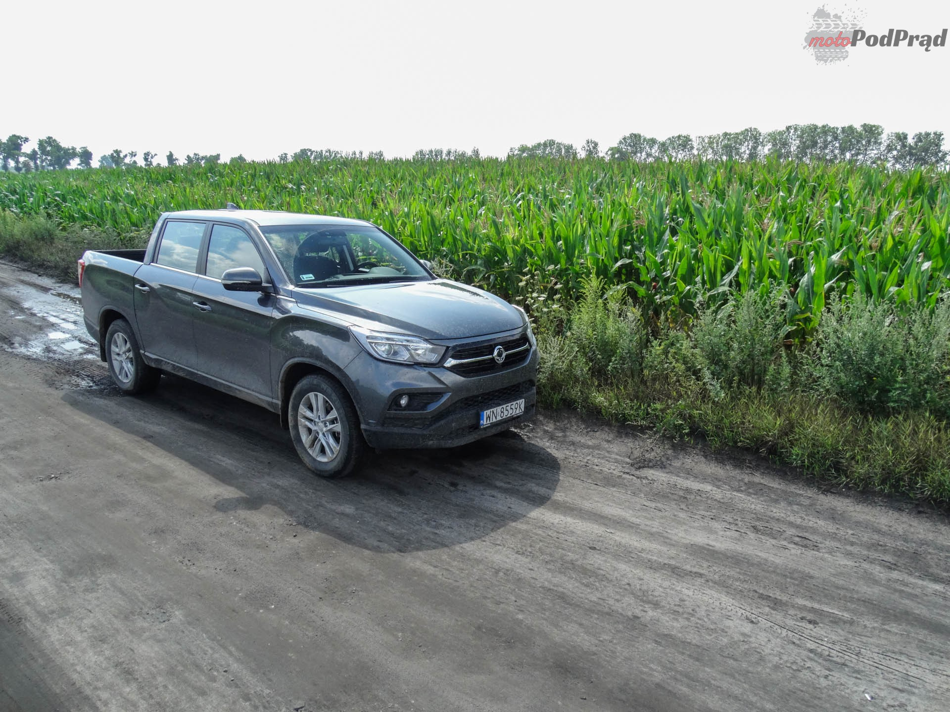 SsangYong Musso 3 Nowy SsangYong Musso. Auto fajne, ale...