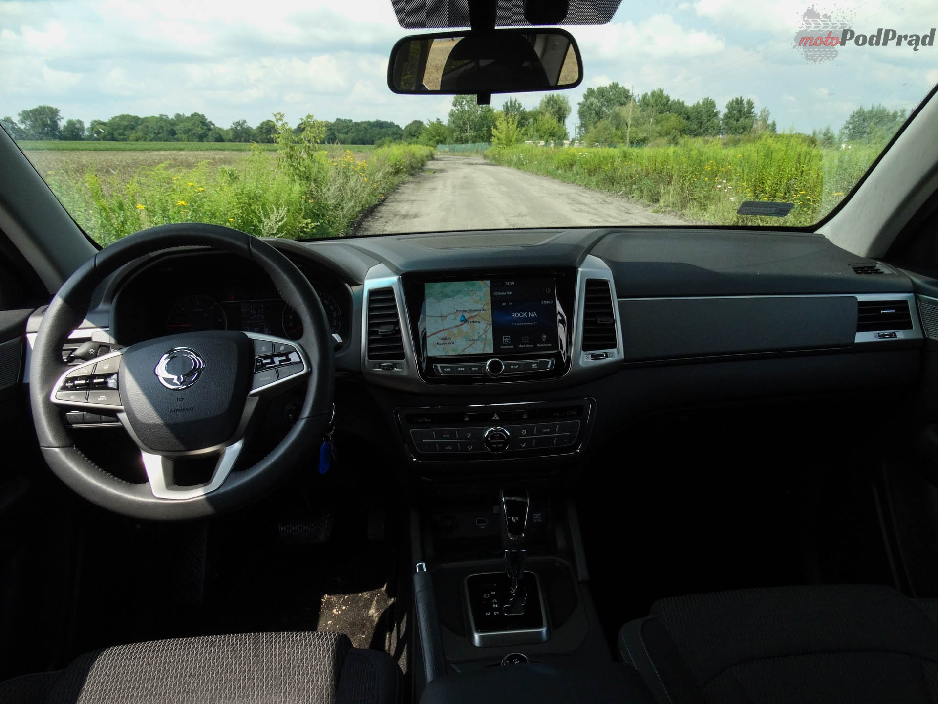 SsangYong Musso 5 Nowy SsangYong Musso. Auto fajne, ale...