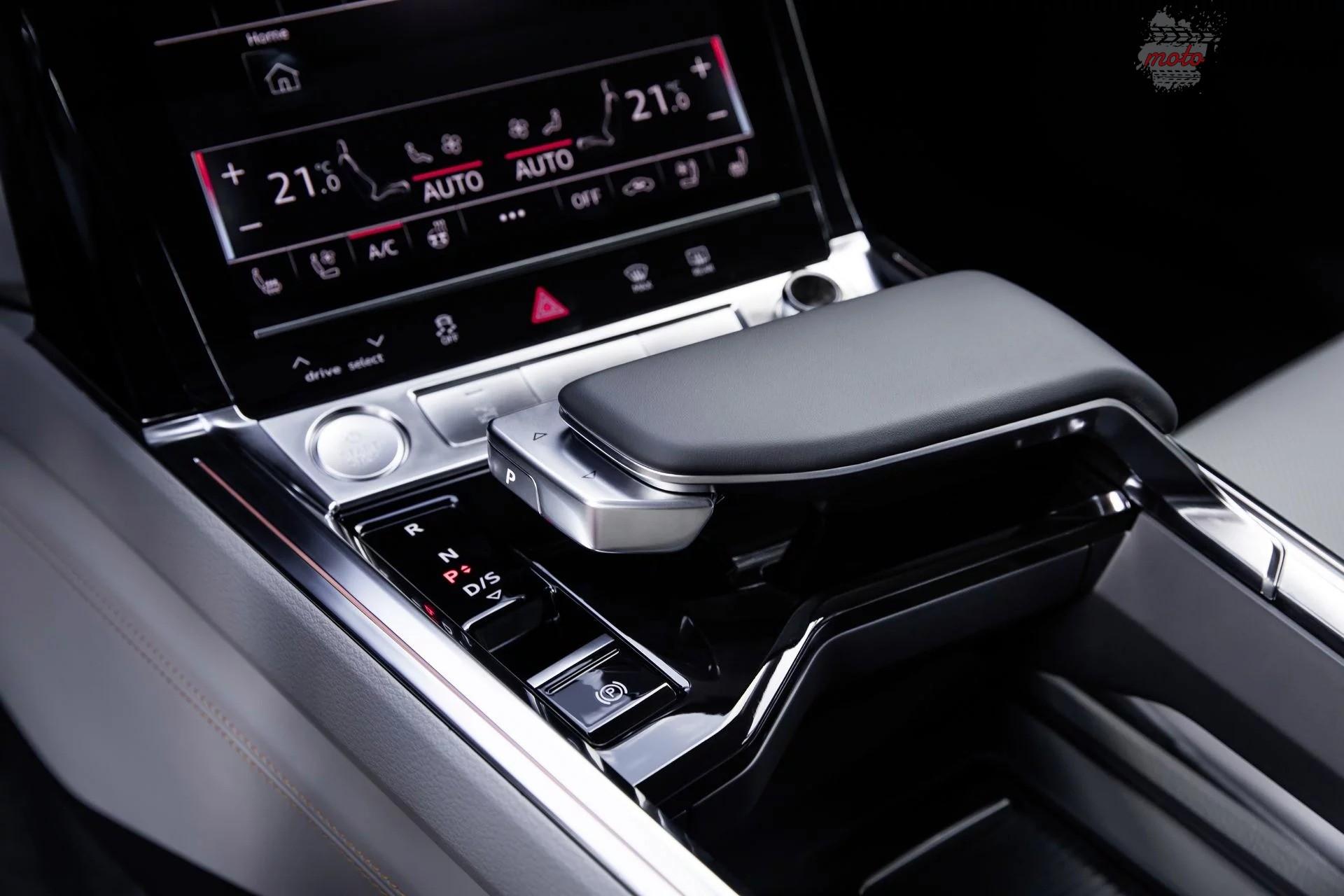 audi etron interior 5 Audi tworzy auto bez normalnych lusterek