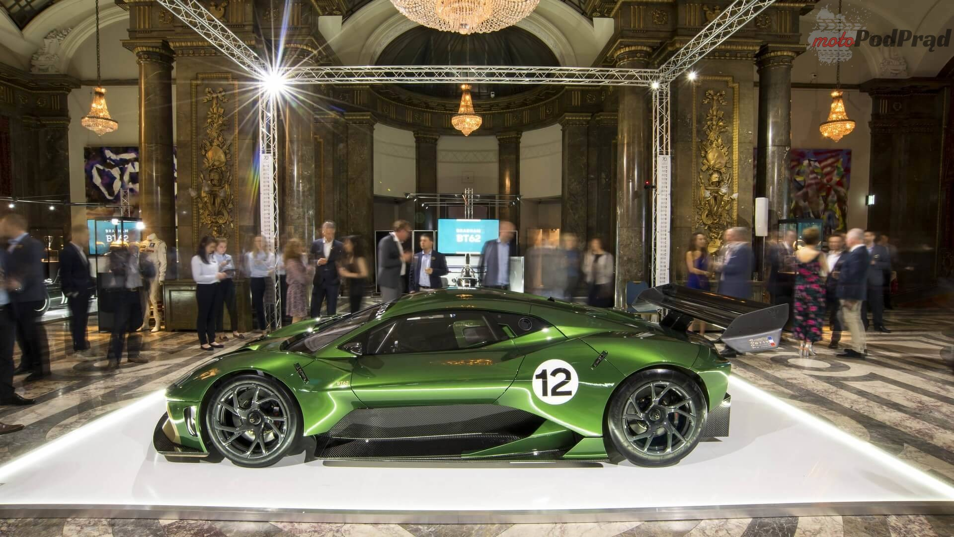 brabham bt62 Goodwood Festival of Speed   spodziewane premiery